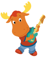 The Backyardigans Let's Play Music! Keyboardist Tyrone 2