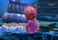 Mermaid Uniqua
