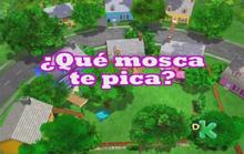 Los Backyardigans ¿Qué mosca te pica?