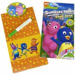 The Backyardigans Surprize Ink! Game Book