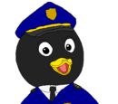 Police Chief Andrew (Super Royals to the Rescue)