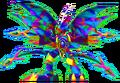 Rainbow Delta Scarab