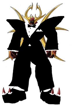 Tuxedo krakix