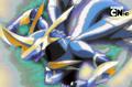 Aquiana using Overdrive Phantom