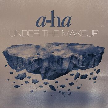 A-ha under the make-up