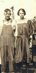 Alva Eunice Beard and Pearl Bingham Beard