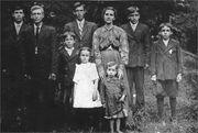 Joseph Robert Smith and Lucy Ellen Reavis