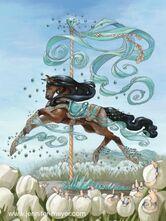 Jewel carousel