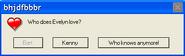 Error Message 111111111