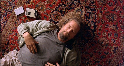 Amazing The Dude And The Second Rug