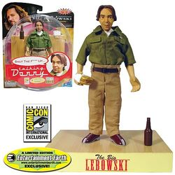 Big lebowski action figures talking donny