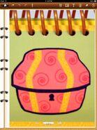 IPad Handy Dandy Notebook (Blue's Big Treasure Hunt)