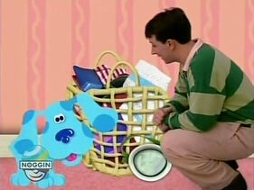 Blue's Clues Blue Goes to the Beach