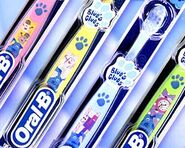 Blue's Clues Oral-B Toothbrushes