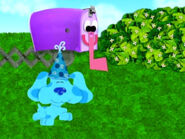 Blue's Clues Mailbox Party Game