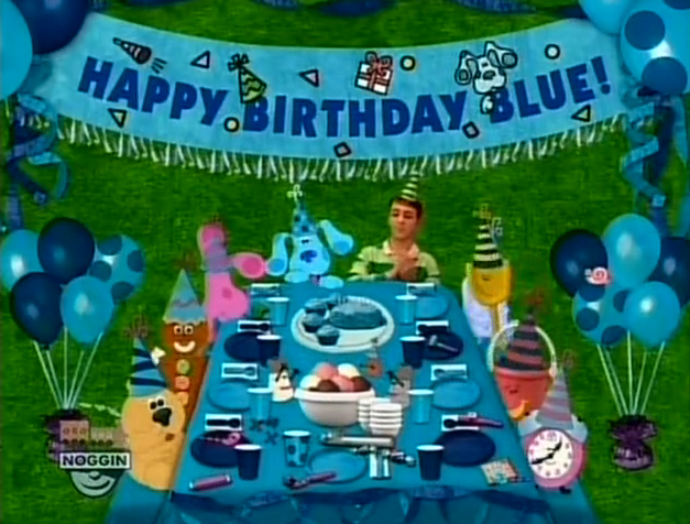Image - Blue's Birthday 161.jpg | Blue's Clues Wiki ...