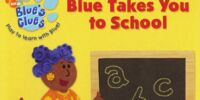 Blue Takes You to School (VHS)