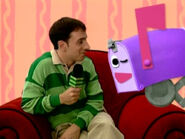 Blue's Clues Mailbox Winking