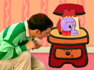 Blue's Clues Sidetable Drawer Sleeping