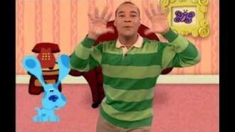 Blue's Clues Blue's Clues Song! Nick Jr.