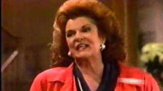 The Bold and the Beautiful Sally confronts Stephanie (1992)-0