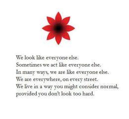 Like everyone else