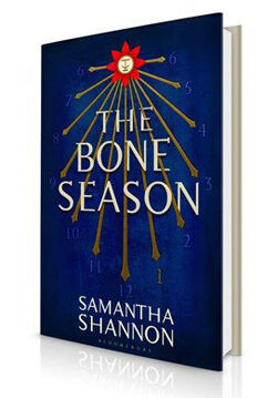 The Bone Season (cover)