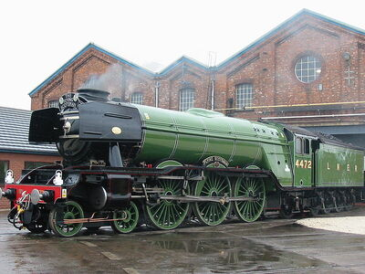 800px-Flying Scotsman in Doncaster