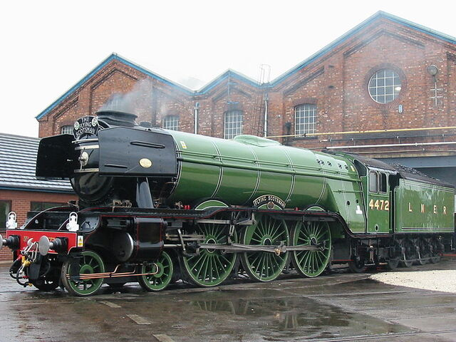 File:800px-Flying Scotsman in Doncaster.jpg