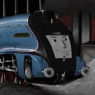 Sir Ralph illustrated by Dean Walker