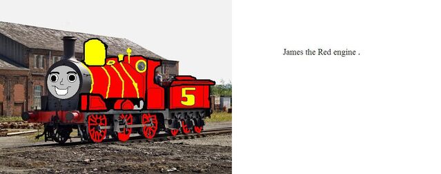 File:James the Red engine ..JPG