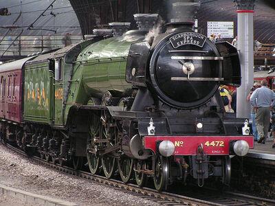 4472 - 'Flying Scotsman'