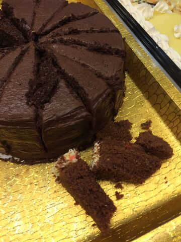 File:Hibachi grill chocolate cake with chocolate frosting.jpeg