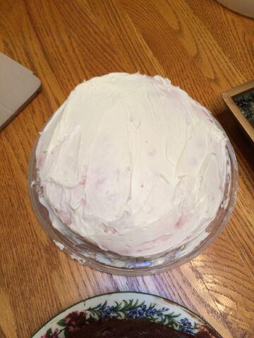 File:My 19th birthday strawberry cake.jpeg