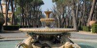 Legata Park/Water Fountain