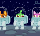 D-Void:Astronaut No. 1