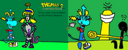 Thomas 2 - The Great Escape! - Part 2 - Thomas saves Emily and meets up with Toad.