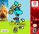 Thomas 2: The Great Escape! - Sega Dreamcast