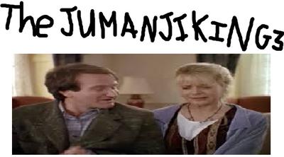 The Jumanji King 3,