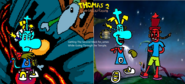 Thomas 2 - The Great Escape! - Part 9 - Going Through The Temple To Get The Second Mask for James.