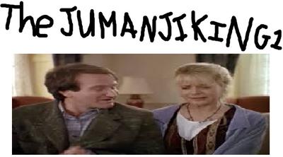 The Jumanji King 1,