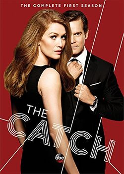 TheCatchSeason1DVD