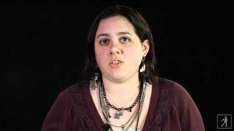 Author Lauren DeStefano delves into WITHER