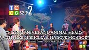 Flying Knives and Animal Heads 0001