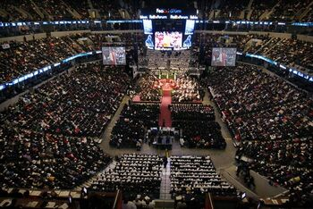 2007.FedExForum.Convocation