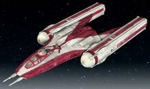 Y-wing (red)