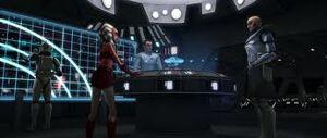 Commander lead