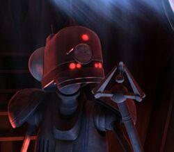 Interrogator droid