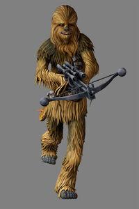 Chewie inline