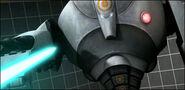 Training b2 droid